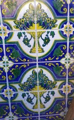 Azulejo Ref 0096