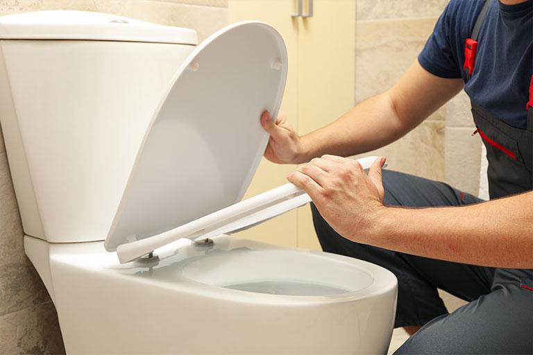 reparacion inodoros baños -Sur ceramic